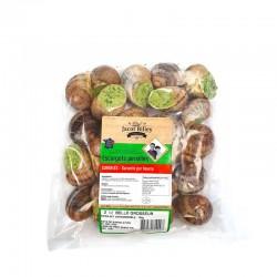 Escargots français surgelés