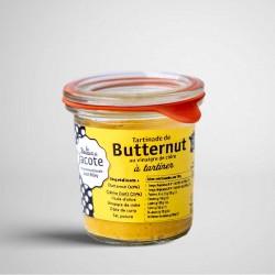 Tartinade butternut au vinaigre de cidre