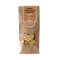 Les cookies vanillés aux pépites de chocolat