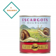 Escargots de Bourgogne en boîte